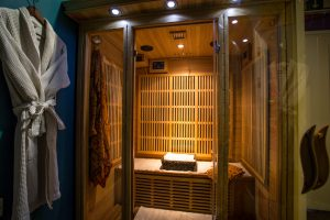 Far Infrared Detox Hot Sauna